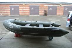 Продам лодку Лидер 360