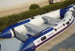 Лодка ПВХ Yamaran 360 (360 см) с мотором Nissan Marine NS18E2 (
