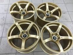 JDM! Комплект дисков Prodrive r18 10.5j et+22, 5-114.3