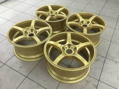 JDM! Комплект дисков Prodrive r17 8j et+40 5*114.3