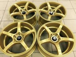 JDM! Комплект дисков Prodrive r17 9j ET+35 5*114.3