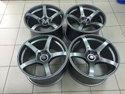 JDM! Комплект дисков Prodrive r18 9,5/10.5j +28/22 5-114.3