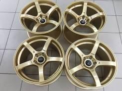JDM! Комплект дисков Prodrive r18 9.5j/10.5j et+28/22 5-114.3