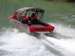 Спорт17 - катер с водометом из США (Custom Weld)