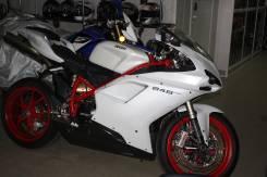 Ducati 848 Evo, 2011