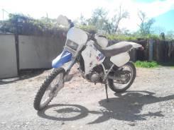 Yamaha DT 125 R, 2001