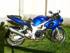 Suzuki SV 650, 2001