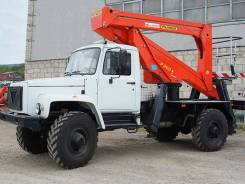 ГАЗ 33081, 2015