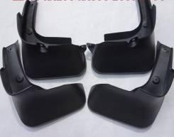 Брызговики Lexus RX330, RX350, RX400h ( Комплект ) Черные