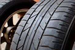Bridgestone Potenza RE040. летние, б/у, износ 10%