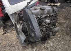 Двигатель в сборе. Mitsubishi Pajero Двигатель 4D56