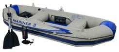 Лодка ПВХ Mariner3 надувное дно