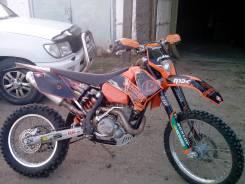 KTM 450 EXC, 2007