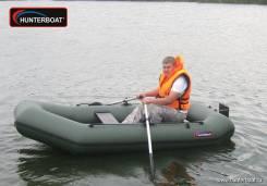 Лодка ПВХ с навесным транцем