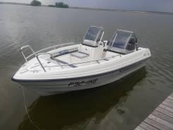 Лодка Terhi 475 с мотром Mercury ME F 60 elpt EFI
