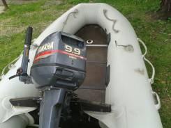 Продам лодку Лидер 300 с мотором