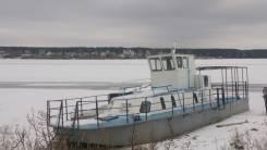 Срочно! Продам катер КС-100Д1 в Новосибирске