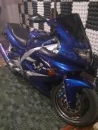 Yamaha YZF 600, 2007