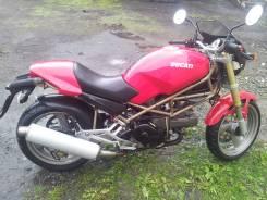 Ducati Monster 400, 1997