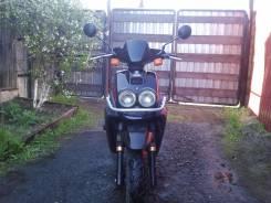 Yamaha BWS 100, 2010
