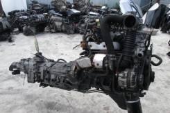 Двигатель в сборе. Mitsubishi Delica, PD8W 4M40