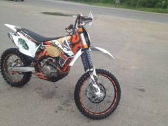 KTM 450 EXC Six Days, 2013