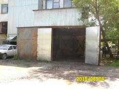 Сдам гараж-склад 50 кв. м. 2 ворот по 3,1 м, металлический