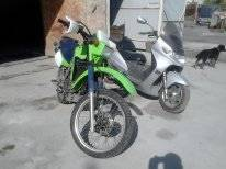 Kawasaki KLX 250R, 2000