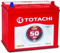 Аккумулятор          Totachi  CMF    60B24   50 левый правый
