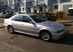 Привод, полуось. BMW 5-Series, E39 Двигатели: M54, M54B22, M54B25, M54B30