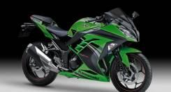 Kawasaki Ninja 300 special edition, 2014