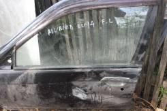Стекло боковое. Nissan Bluebird, ENU14