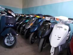 Мопеды Honda, Suzuki б/п по РФ, гарантия от 33000 руб.