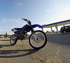 Yamaha TT-R 250, 2002