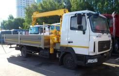 КМУ МАЗ 4371Р2-440-001 с КМУ Soosan 334