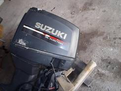 Лодочный мотор Suzuki 115л. с. 1999г. без пробега dt115 .
