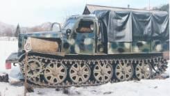 Артиллерийский Тягач Легкий (АТ-Л)