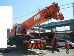 Услуги автокрана Kobelco 25 тонн