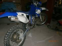 Yamaha WR250F, 2001