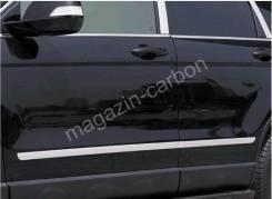 Молдинги дверей Honda CRV 2007-2011