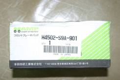 Колодки тормозные. Honda CR-V, RD5, RD4 K20A, K20A4, K20A5, K24A1