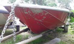 Продам моторную лодку ОКА