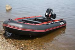 Лодка Sun Marine Strong 330 + мотор Yamaha 15
