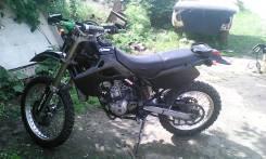Kawasaki KLX 250R, 2002