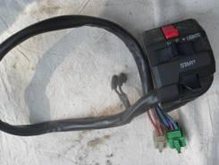 Пульт (пакетник) правый на  Kawasaki ZZR 250 (EX250H)