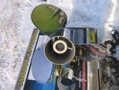 Винт гребной нержавеющая сталь 13 1/4 х 15 на моторы 70-140 л. с. новый