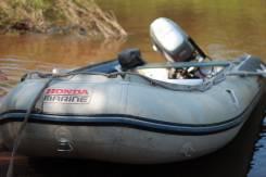Моторная лодка Хонда
