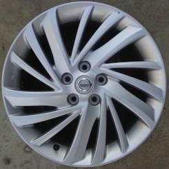Заводские тюнинг диски R18 Nissan Qashqai и другие