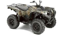Yamaha Grizzly 700 EPS, 2019