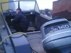 Моторная лодка Амур